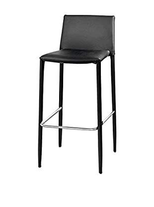TUONI Hocker 4er Set Easy schwarz