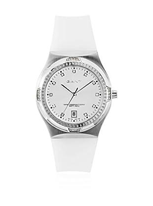 Gant Reloj con movimiento cuarzo japonés Fairfax W70192 Blanco 37 mm