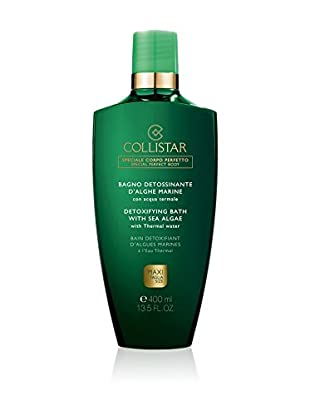 COLLISTAR Espuma de Baño Detoxifying 400 ml