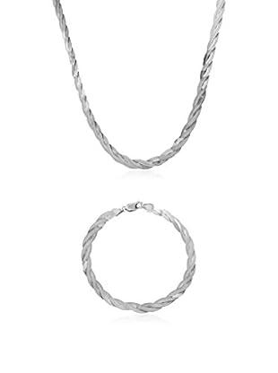 Carissima Gold Conjunto de cadena y pulsera