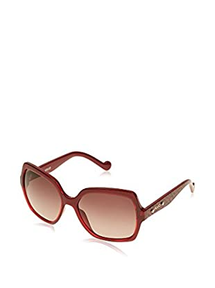 Liu Jo Gafas de Sol LJ612S 57 17 135 604 (57 mm) Rojo