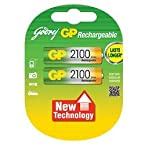 Godrej GP 2100 mAh AA Rechargeable Battery (Pack of 2)