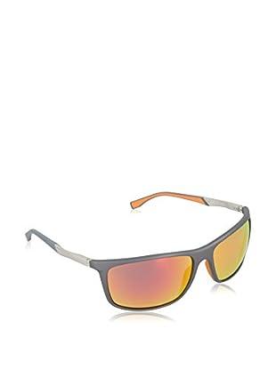 BOSS Sonnenbrille 0707/P/S7HH0N63 (63 mm) grau