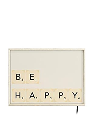Really Nice Things Leuchtbild Be Happy