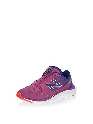 New Balance Zapatillas W690Lf4 Violeta / Azul EU 37.5 (US 7)