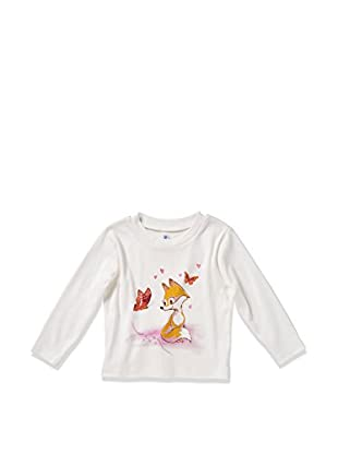 nyani Camiseta Manga Larga Fox Girls