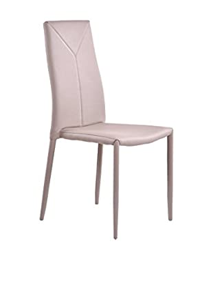Contemporary Home Set Silla 4 Uds. Sally Taupe