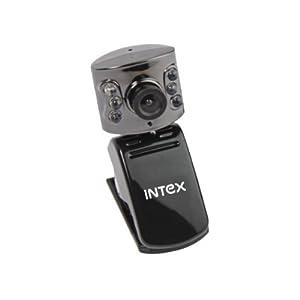 Intex PC Webcam Night Vision 600K (IT-305WC)
