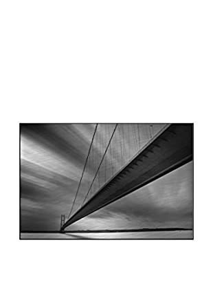 1.3 Miles Photography On Mounted Metal