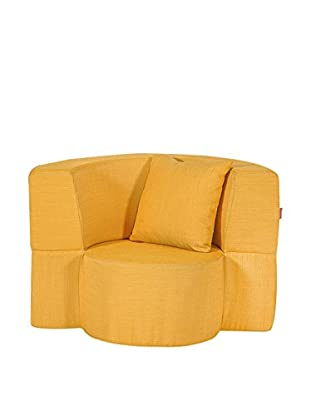 Best seller living Sillón Puff Mini Macaron Mango