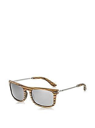 Earth Wood Sunglasses Gafas de Sol Wood Queensland (52 mm) Marrón