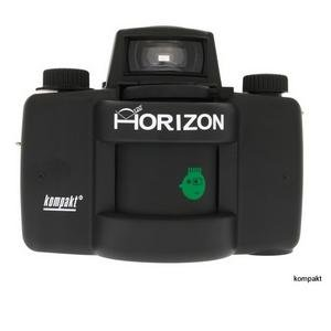 Lomography Horizon Kompakt Camera (Black)