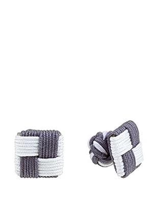 Ortiz & Reed Manschettenknopf Multi-Color Knots Cufflinks