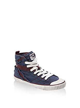 Pepe Jeans Zapatillas abotinadas Industry Flag Stitch