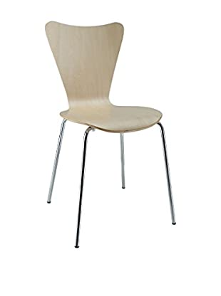 Modway Ernie Dining Side Chair (Natural)
