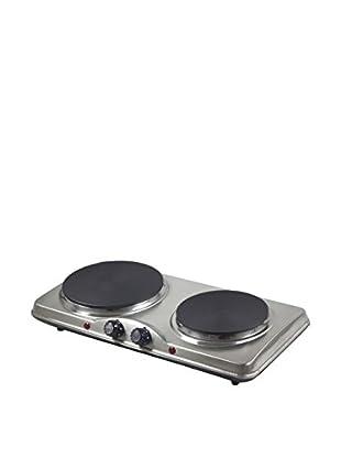 Beper Cocina Eléctrica Gris/Negro
