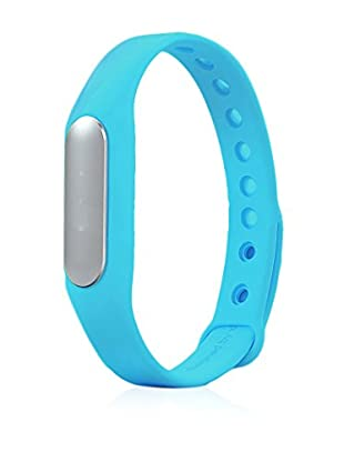 Bluetooth Fitness Tracker Activity Band, Blue