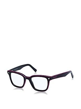 D Squared Gestell DQ516549 (49 mm) schwarz/pink