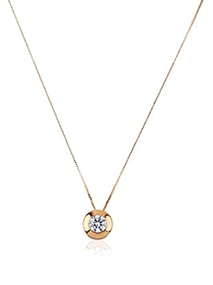 Gold & Diamonds Halskette Sunflower 18 Karat Gold