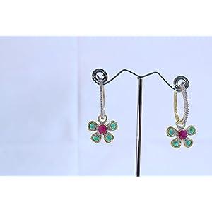 eNV Pretty girlly look earrings