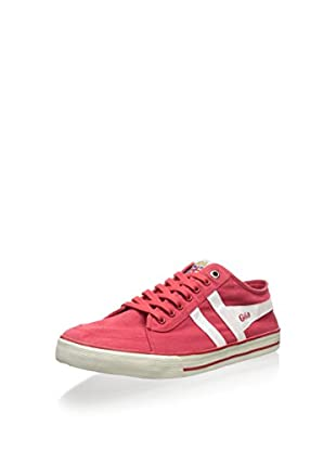 Gola Men's Comet Nations Fashion Sneaker (Red/White)