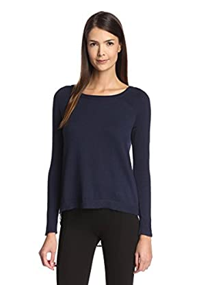 Central Park West Women's Double Layer Sweater