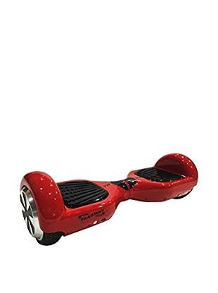 Taagway Skateboard Electric Mini Smart Balance rot