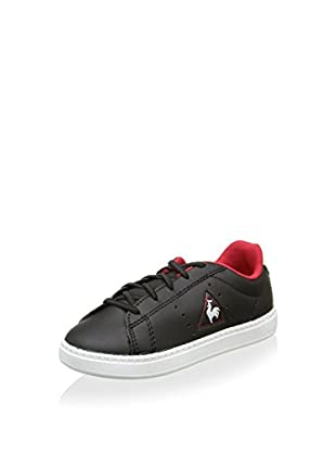 Le Coq Sportif Sneaker Courtone Inf Syn Lea