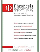 Phronesis No. 14-15