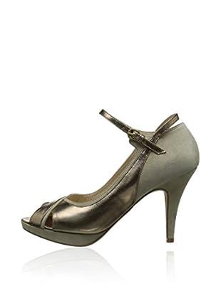 Navyboot Zapatos Mary Jane 9262 (Dorado)