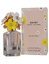 Marc Jacobs Daisy Eau So Fresh Eau de Toilette Spray for Women, 2.5 Fluid Ounce