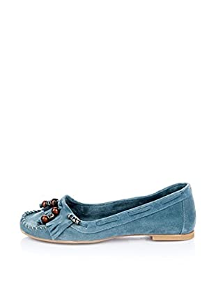 Bueno Shoes Mocasines Clásicos Adornos