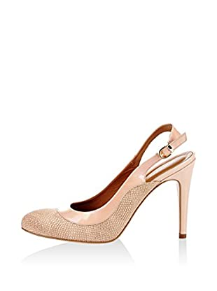GINO ROSSI Sling Pumps