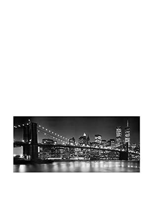 ArtopWeb Panel de Madera Brooklin Bridge