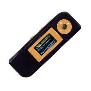 【クリックで詳細表示】BRIGHTON デジタルオーディオプレイヤー オレンジ PIPO-2GB OR