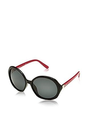 Polaroid Sonnenbrille P8438 (59 mm) schwarz/rot