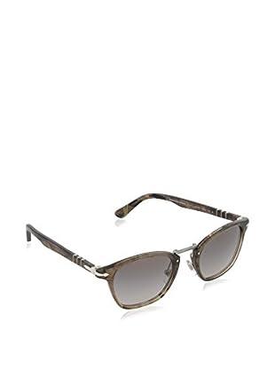 Persol Gafas de Sol Polarized 3110S (49 mm) Gris Oscuro