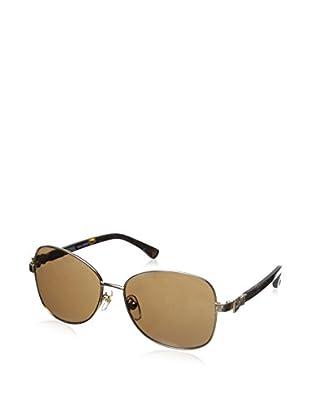 Michael Kors Women's M2487S Sunglasses, Gold