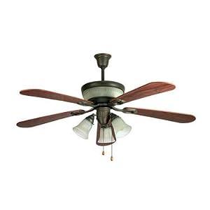Khaitan Under Light Ceiling Fan - 52'' Heritage