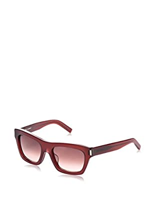 Yves Saint Laurent Gafas de Sol BOLD 4/F (54 mm) (54.00 mm) Burdeos