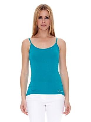Naf Naf Camiseta Albane (Azul Océano)