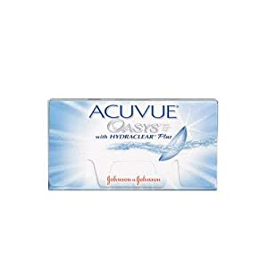 Johnson & Johnson Acuvue Oasys With Hydraclear Plus (6 Lenses/Box)