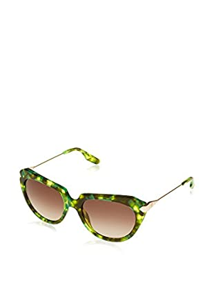 Mcq Alexander McQueen Occhiali da sole MCQ 0006/S_3JW (53 mm) Verde