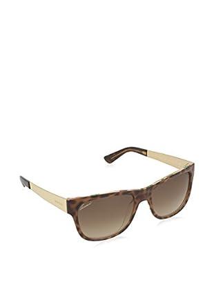 GUCCI Gafas de Sol 3802/ S HA 2EZ (55 mm) Havana