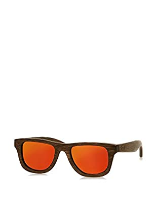 Time For Wood Sonnenbrille Polarized Murieloo (45 mm) dunkelbraun