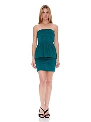 Naf Naf Vestido Candice (Verde)