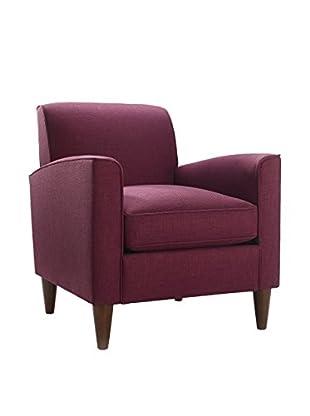 Homeware Felix Chair, Raspberry