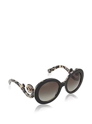 Prada Gafas de Sol 27NS ROK4M1 (55 mm) Negro