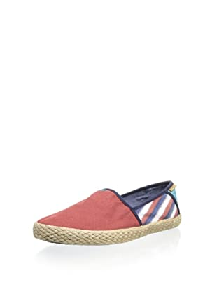 Ted Baker Men's Esppaa 2 Loafer (Light Red Canvas)