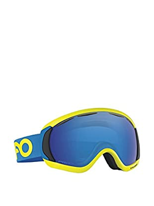 OAKLEY Skibrille OO7047-37 gelb/blau